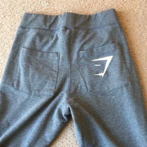 Gymshark Pants - Gymshark sweatpants sz xs gray